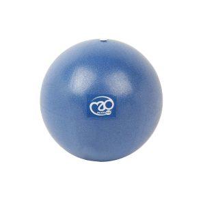 Soft ball voor pilates in de kleur lichtblauw op yoga-pilatesshop