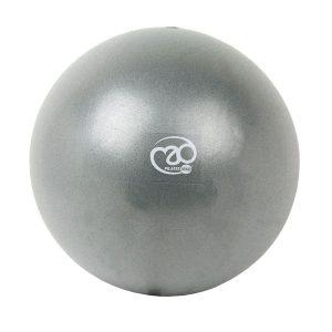 Softball 30 cm in de kleur grijs bij yoga-pilatesshop