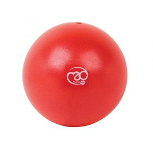 Soft ball rood op yoga-pilatesshop