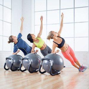 Halo Trainers Plus voor groepslessen van STOTT zijn online verkrijgbaar bij Yoga-Pilatesshop