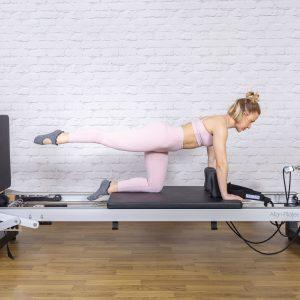 Jump Board voor A-serie Reformers op Yoga-Pilatesshop
