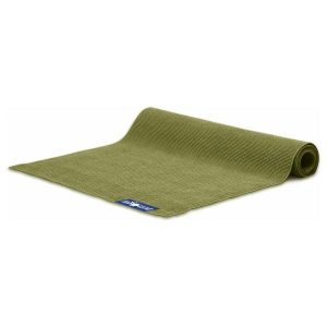 Hot Yoga Mat - Groen