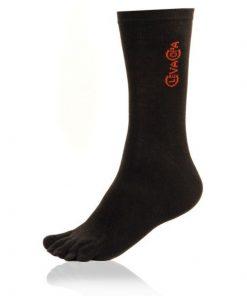 Koper Sokken Met Tenen - Zwart