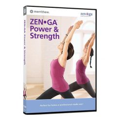 Stott DVD - ZENGA Power & Strength