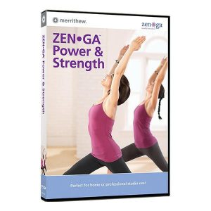 Stott DVD - ZENGA Power & Strength