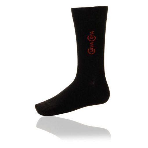 Koper Sokken - Zwart