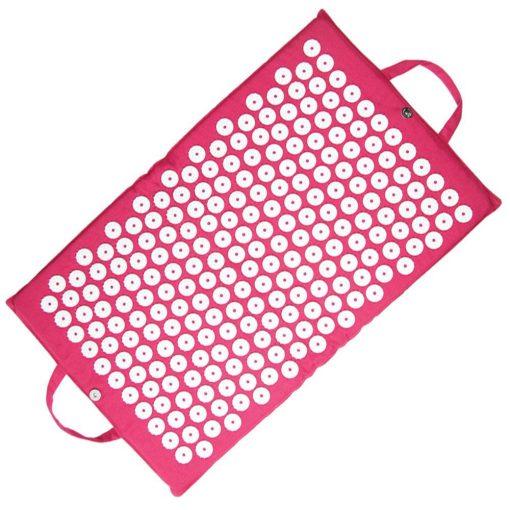 Spijkermat Met Handvat - Roze