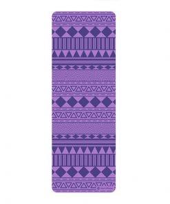 Pilates & Yoga Mat Aztec - 6 mm