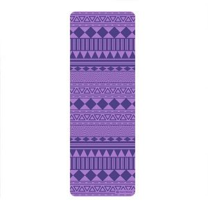 Pilates & Yoga Mat Aztec - 6 mm