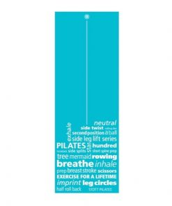 Pilates & Yoga Mat Inspiration - 6 mm