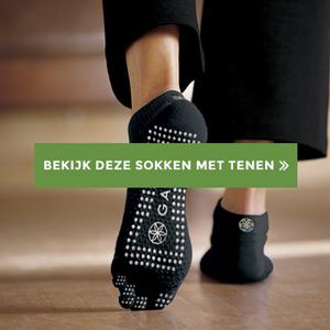 Merk Gaiam - sokken met tenen