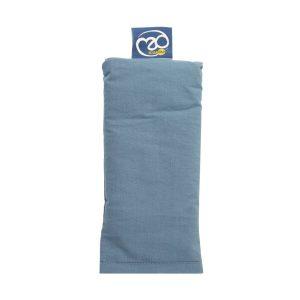 oogkussens in de kleur blauw grijs direct verkrijgbaar bij Yoga-Pilatesshop