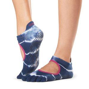 yoga sokken Cosmic met perfecte antislip voor yoga, pilates, barre, andere sporten op blote voeten of als huissokken te gebruiken