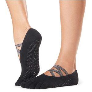 antislip sokken Elle met tenen Heartbreak zijn nu online verkrijgbaar bij Yoga-Pilatesshop