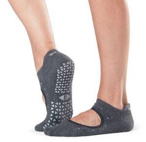 antislip sokken Emma Tavi Noir zijn gemaakt van biologisch-organisch katoen