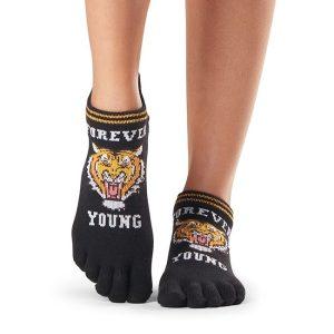 antislip sokken kopen van ToeSox Low Rise Eternal kan online bij Yoga-Pilatesshop
