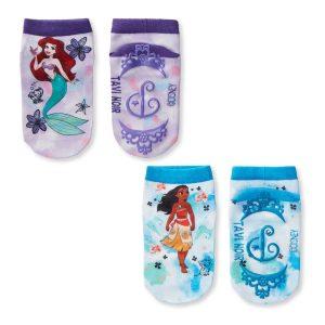 Disney Princess antislip sokken voor kids zijn online te verkrijgen bij Yoga-Pilatesshop