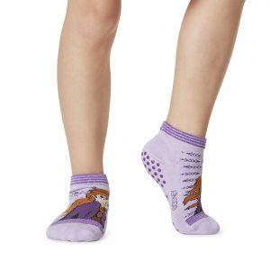 Disney antislip sokken voor kinderen van Frozen zijn online te koop bij Yoga-Pilatesshop