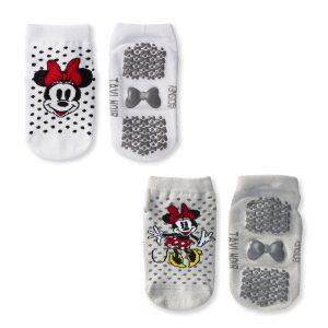 Minnie Mouse antislip sokken voor kinderen met maat 23 tot en met 31