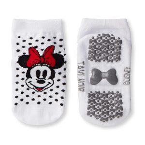 antislip sokken van Minnie Mouse voor kids zijn online te koop bij Yoga-Pilatesshop