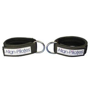 pilates reformer enkel straps zijn per paar verkrijgbaar bij Yoga-Pilatesshop