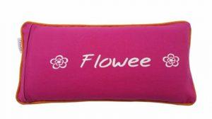 Spijkermat kussen van het merk Flowee Fuchsia Oranje