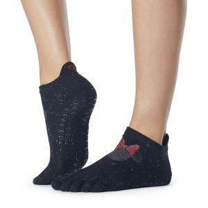 Minnie confetti disney sokken met antislip van ToeSox