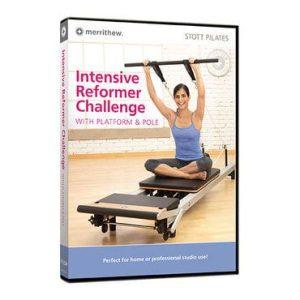 Stott DVD voor pilates oefeningen met reformer bij yoga-pilatesshop