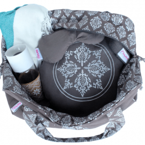 Tas voor yoga of pilates met matbevestiging