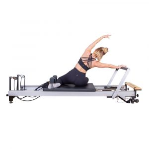 C8 Pro Pilates Reformer is online te koop bij Yoga-Pilatesshop