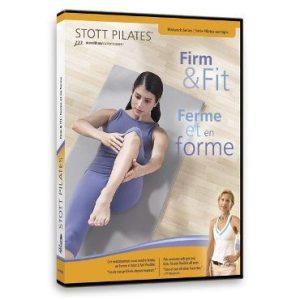 Pilates oefeningen voor thuis, nu handig aan de hand van een dvd