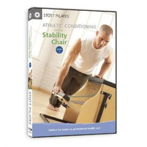Pilates workout met stability chair op dvd bij yoga-pilatesshop