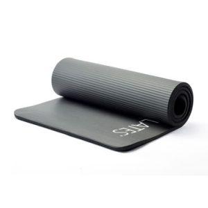 Pilates mat kopen? Deze luxe mat is 15 mm dik en verkrijgbaar op yoga-pilatesshop