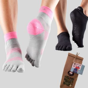 Kado set kopen? Verwen je moeder met 2 paar sokken en verrassingsthee in stijl!
