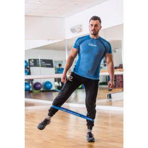 Weerstandsband power loop strong op Yoga-Pilatesshop