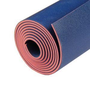 Yoga mat nodig? Deze yoga mat is 4 mm dik en biedt een fantastische grip!