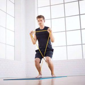 weerstandsband fitness licht is online voordelig, veilig en snel te koop bij Yoga-Pilatesshop