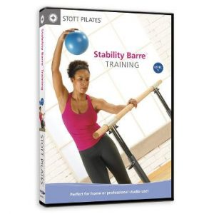 Stott pilates stability barre dvd 1