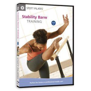 Stability barre dvd 2 hetlpt je met jouw training en combineert fintess en dansachtige bewegingen om jouw lichaam te versterken!