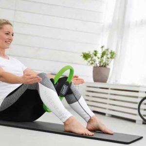 Pilates ring van het merk Sissel op Yoga-Pilatesshop. Comfortabel, zacht en met antislip!