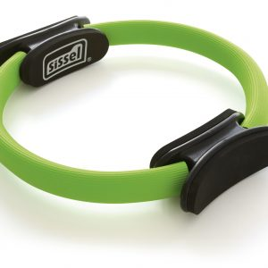 Pilates ring kopen? Deze handige ring heeft twee handvaten en antislip