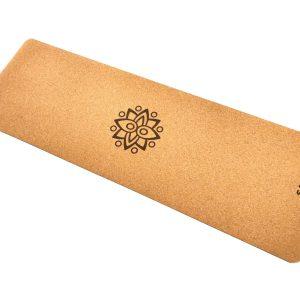 Yoga mat classic gemaakt van kurk op Yoga-Pilatesshop.nl!