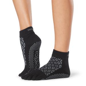 ToeSox Antislip met tenen bij Yogapilatesshop!