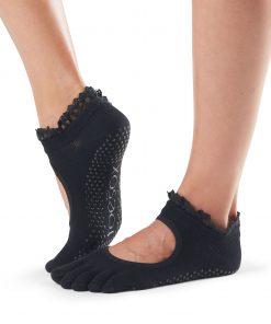 antislip sokken Bella met een sierlijk randje van ToeSox