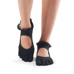 antislip sokken Bella met tenen zijn direct online te koop bij yoga-pilatesshop.nl