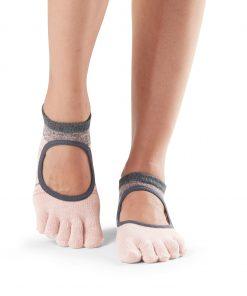 antislip sokken bellarina Flurry koop je voordelig en snel bij yoga-pilatesshop.nl