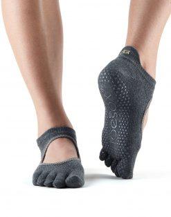 Antislip sokken bellarina van ToeSox kopen bij Yoga-pilatesshop in Utrecht