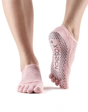 antislip sokken luna voor yoga, pilates, barre, dans en andere sporten met antislip sokken
