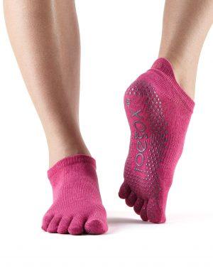 antislip sokken met gescheiden tenen van toesox direct online te bestellen bij yoga pilates shop utrecht