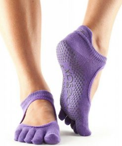antislip sokken met tenen bellarina van toesox online kopen bij yoga-pilatesshop utrecht